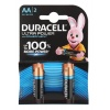 Батарея Duracell Ultra Power LR6-2BL MX1500 AA (2шт)