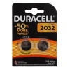Батарея Duracell DL/CR2032 CR2032 (2шт)