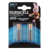 Батарея Duracell Ultra Power LR03-2BL MX2400 AAA (2шт)