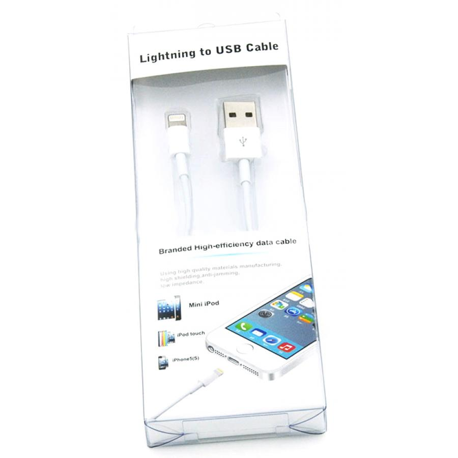 Фото - Кабель USB-Lightning 1.2м кабель usb emperor lightning rc 054i 1 м золотистый