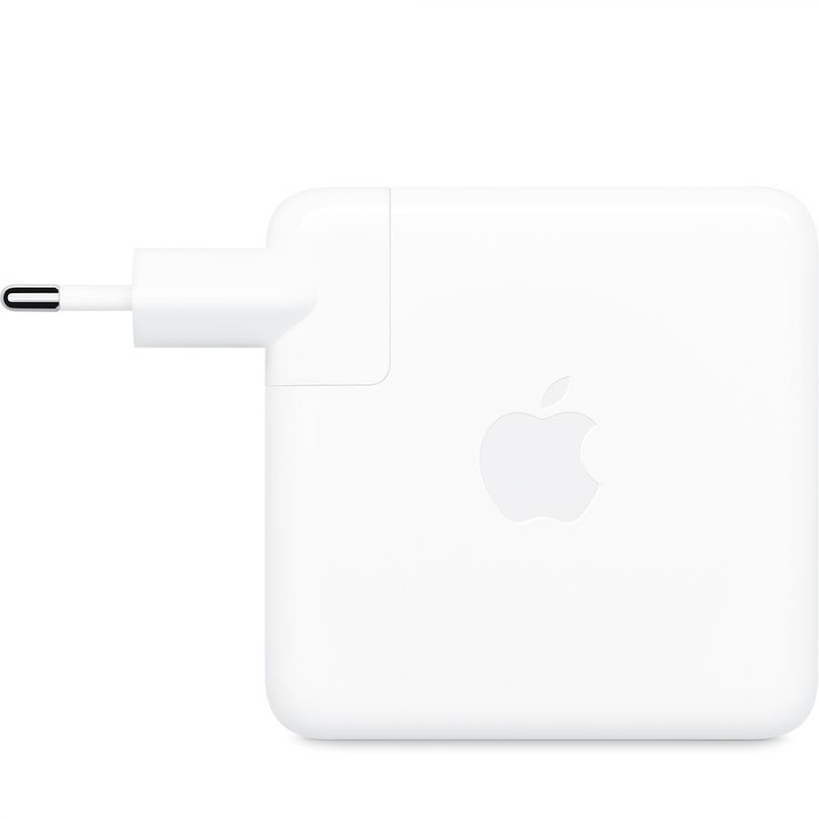 Адаптер питания APPLE 87W USB-C Power Adapter мощностью 87 Вт MNF82Z/A аксессуар адаптер apple thunderbolt 3 usb c to thunderbolt 2 adapter mmel2zm a