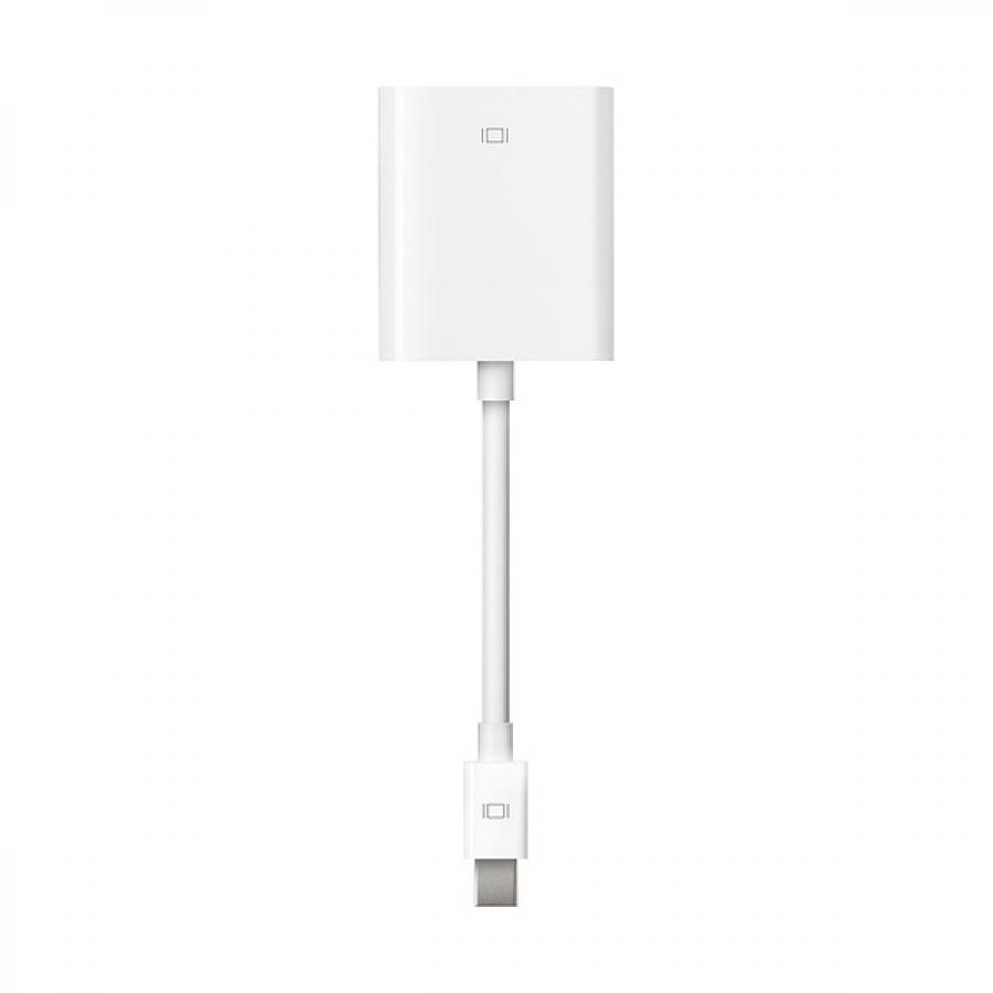 Переходник -Видеоадаптер Apple Mini DisplayPort to VGA Adapter MB572Z/B thunderbolt mini displayport dp to hdmi 4kx2k vga 2 in 1 eyefinity aluminum converter adapter cable for mac macbook prosurface