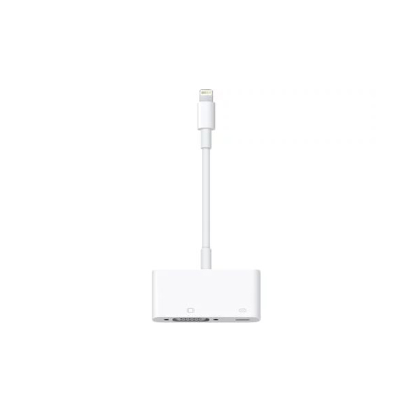Фото - Адаптер Apple Lightning to VGA (MD825ZM/A) адаптер lightning hdmi apple md826zm a lightning to digital av