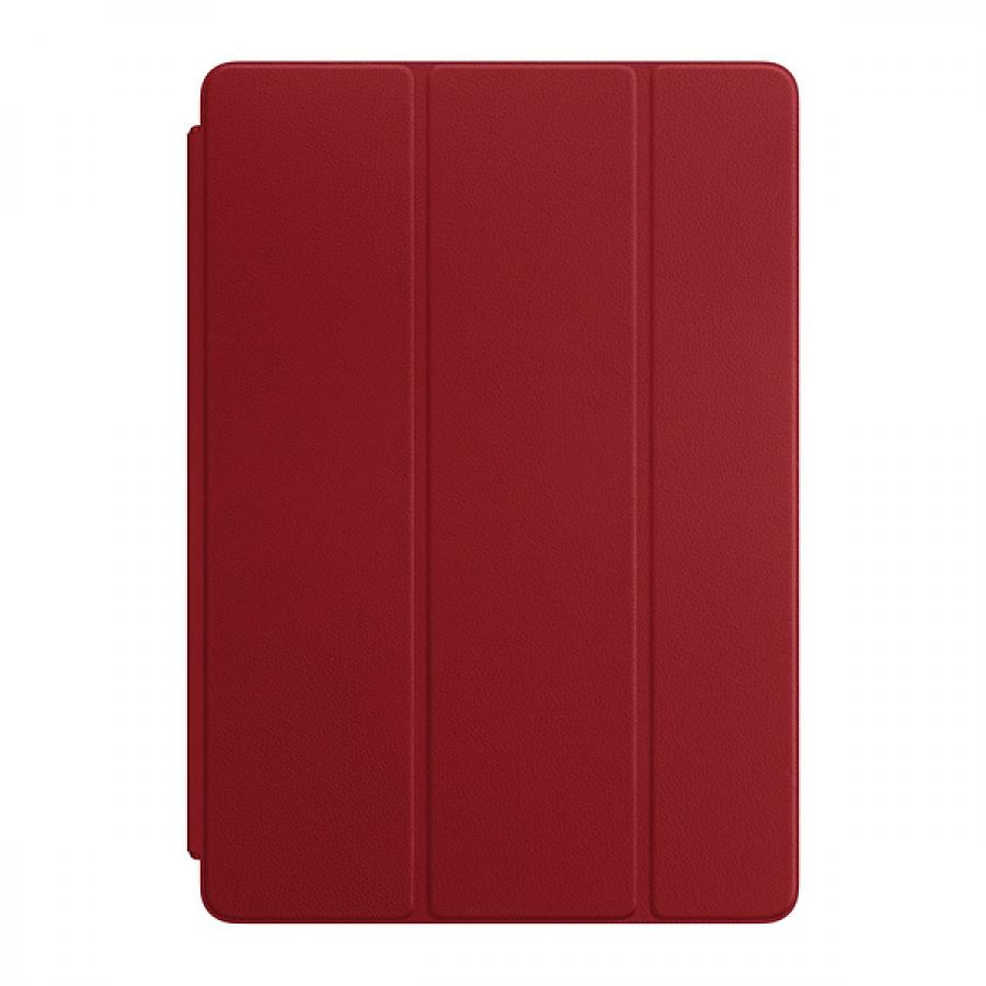 Обложка Apple Leather Smart Cover для iPad Pro 10,5 дюйма PRODUCT RED MR5G2ZM/A new 360 rotating pu leather litchi case cover for apple ipad pro 12 9 inch smart auto sleep wake stand holder