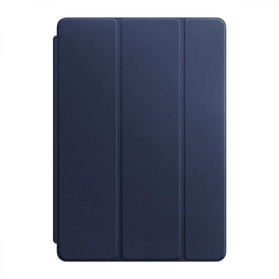 Обложка Apple Leather Smart Cover для iPad Pro 10,5 дюйма Midnight Blue MPUA2ZM/A luxury leather case for ipad pro 10 5 inch 2017 business flip smart cover stand new with card slot