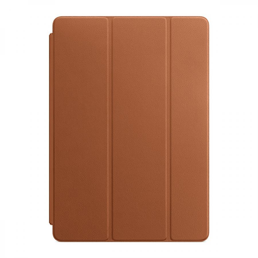 Обложка Apple Leather Smart Cover для iPad Pro 10,5 дюйма Saddle Brown MPU92ZM/A apple mm2e2zm a ipad pro 9 7 smart cover stone
