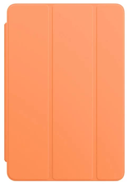 цена на Чехол Apple iPad mini Smart Cover (MVQG2ZM/A) Papaya